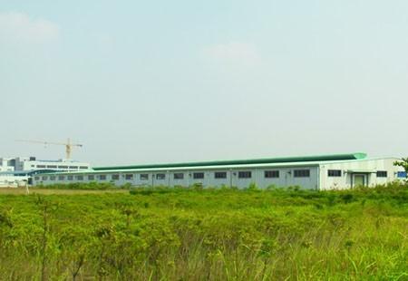 生益科技钢结构工程