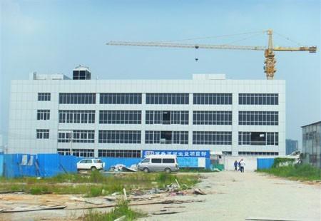 生益科技办公楼工程